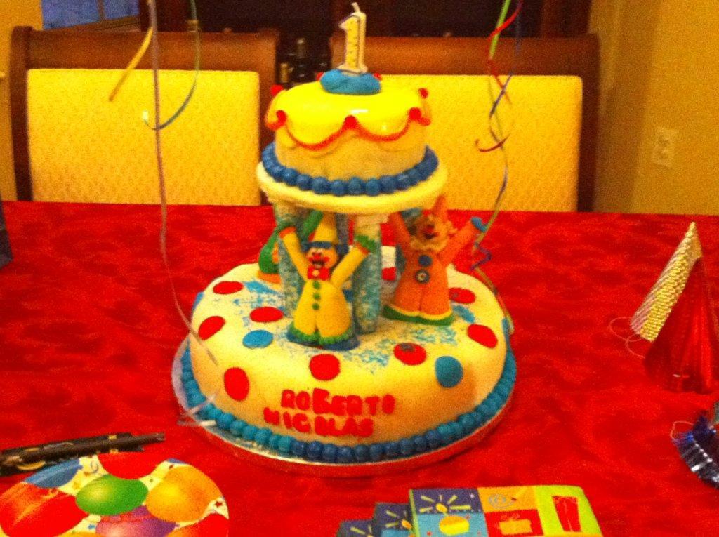 Cake Bakery Custom